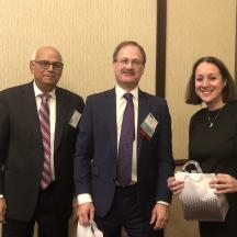 Ashok Vadgama, CAM-I President Rob Young, Head of Finance & Accounting Function, Ministry of Defence Sonya Ball – Lead Finance Business Partner (Land Equipment) Ministry of Defence